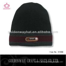 Winter xxl Hut für Herren heißer Verkauf Beanie Hut