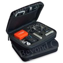 Security Small Camera Protector Case, Leather EVA gorpro Case tool case hard