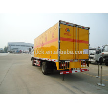 2015 China nuevo Foton 4x2 a prueba de explosión coche, pequeño detonadores camión