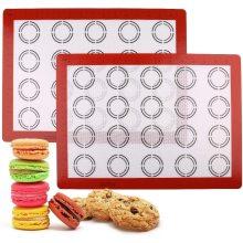 Food grade Macaron silicone baking mat