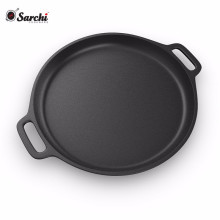 12 inch Cast iron pizza pan
