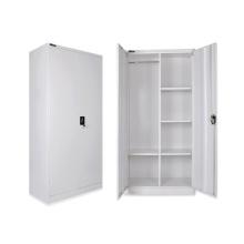 armário alto moderno do arquivo KD da prateleira do aço com fechamento chave