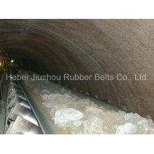 High Abrasion Resistant St Steel Cord Conveyor Belt