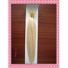 good quality human hair bulk/human hair braid