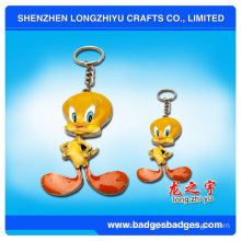 Donald Duck Keychain Color Enamel Keychain Wholesale