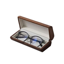 Очки Складная пробковая коробка Солнцезащитные очки Деревянный футляр для очков