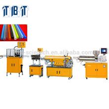 T-BOTA TBTSE-8176G PVC, PE, PP,PS, PA, PC, PU tube Extrusion Single Screw Plastic Pipe Extrusion Line
