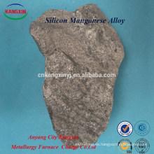 Aleación de manganeso de silicio de cualquier tamaño Fabricante profesional de China