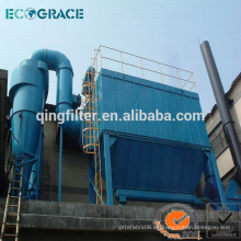 Industrieller Staubsammler Beutelfilter, Luftfilter