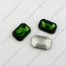 13 * 18mm Octagon Cabochon Cushion Cut Fancy Kristall Stein Cubic Fancy Stein für Schmuck machen