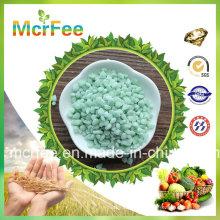 Ферментированное сульфатное удобрение для сельского хозяйства