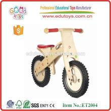 Bicyclette à bébés conçue pour la première fois en 2015, Bicyclette en bois pour enfants, vélo en bois de haute qualité