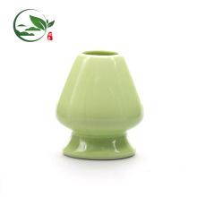 Kundengebundener Japan-Bambus Matcha wischen Stand