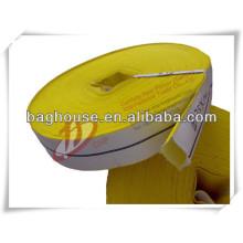 Tubo de ventilação tipo tecido de poliéster