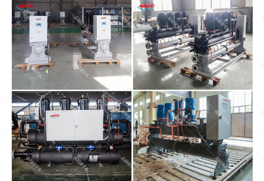 Amrta Water Cooled Chiller