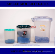 Plastic Mould Containers with Air-Tight Lids Translucent