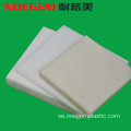 Beige color ESD POM Sheet