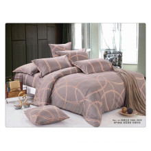Luxury 40s 128*68 pigment printing 100% cotton indian cotton bed cover