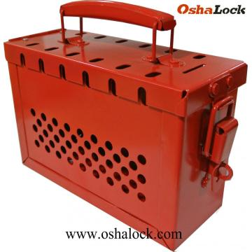 Lockout Tool Box for Safety