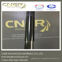Внешний диаметр 52 мм Углеродная трубка для вакуумной опоры очистки желоба Skype: hiletustalk Whatsapp (Mobile): 008618764302218