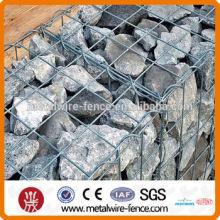 2016 Shengxin supplier high strength welded gabion basket