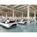 Low price and high quality MAX laser source 500W 1500W 6000W fiber laser metal cutting machine