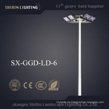 2015 Luz más nueva del mástil del LED 15m \ 25m \ 30m \ 35m