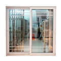 Porte d'entrée en plastique de personnalisation de couleur blanche au bangladesh