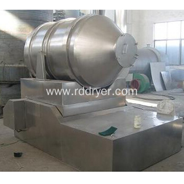 Two-Dimensional Horizontal Chemical Raw Material Mixing Equipment