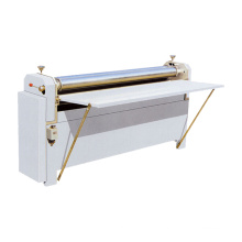 Professional semi automatic board to board pasting machine