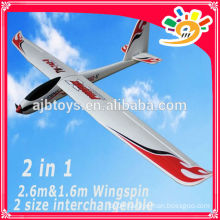 2.4G 6-channels 2 in 1 Phoenix Evolution (742-5) epo foam rc plane toy hobbies plane rc model giant scale rc airplane