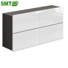 TV Cabinet Stand FurnitureHigh Gloss LED
