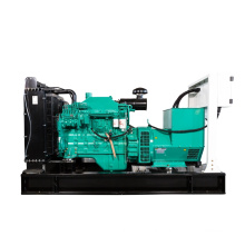 with Cummins engine continuous operation high efficiency 100kva/80kw diesel generator