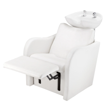Chaise de shampoing pour shampooing assis