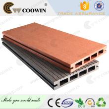 Cubierta compuesta wpc superior que compra materiales de construcción china