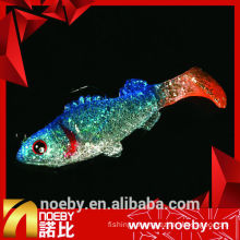 NOEBY brand 8g 65mm soft shad baits soft fishing lures
