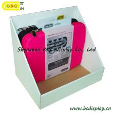 Бумажная Коробка, рифленая Коробка, Коробка дисплея pdq, упаковки коробки (B и C-D033)