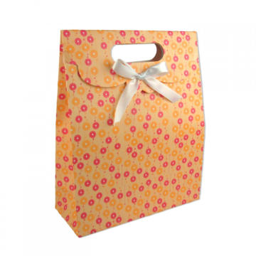 Recyclable Gift Custom Paper Bag Выгодная цена
