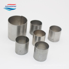 stainless steel Ss304 SS316 Metal Raschig Ring For Petrochemical Distillation