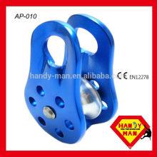 AP-010 EN12278 Aluminum Alloy Fixed Side Pulley