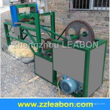 El mejor precio de lana de madera que hace la máquina del arte del embalaje de madera de la máquina de lana