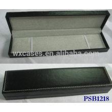 Großhandel Leder Uhrenbox für einzelne Uhr