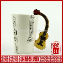 Musikalische Keramik 3d Tasse