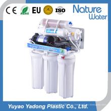 ¡Caliente! ! Sistema de seis etapas RO con cartucho de filtro de bola mineral