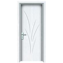 porta de PVC branca