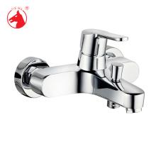 Hot cold water bath shower sanitary mixer