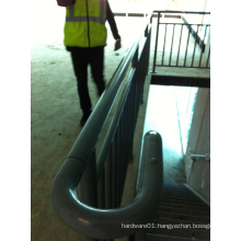 Indoor Outdoor Steel Balustrade Railing Stair Handrail