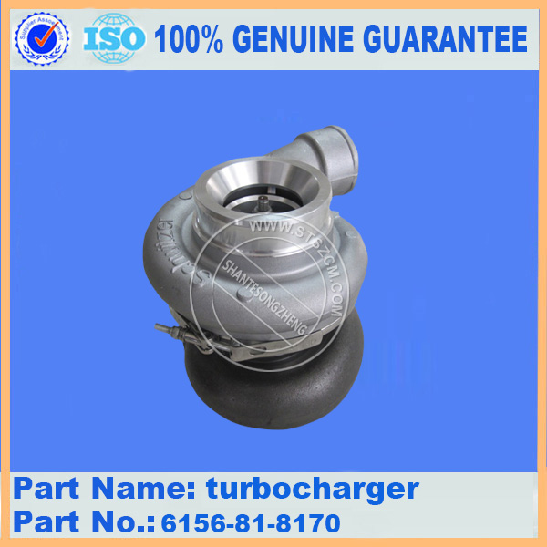 Pc400 7 Turbocharger 6156-81-8170