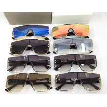 UV Protection Goggle Shaped Sunglasses For Women