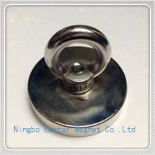Customized Special Shape Neodymium Magnet Sucker